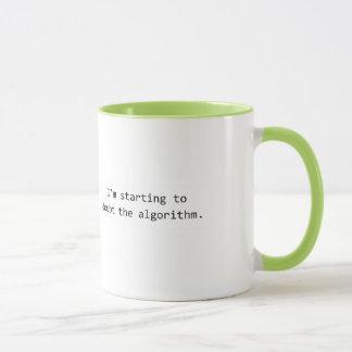 Consola algorithm mug