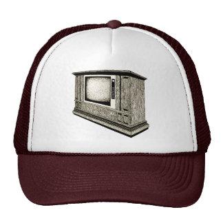 CONSOLE TV TRUCKER HAT