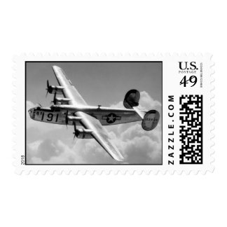 Consolidated B-24 Liberator Postage