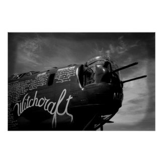 Consolidated B-24 Liberator Poster