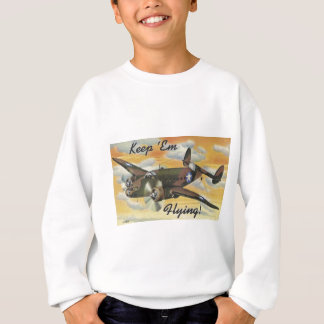 Consolidated B-24 Liberator World War II Vintage Sweatshirt