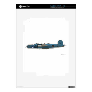 Consolidated PB4Y-1 Liberator 31992 Skin For iPad 2