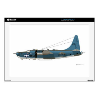 Consolidated PB4Y-2 Privateer Laptop Decal