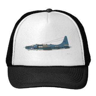 Consolidated PB4Y-2 Privateer Trucker Hat