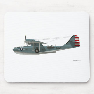 Consolidated PBY-5A Catalina Mouse Pad