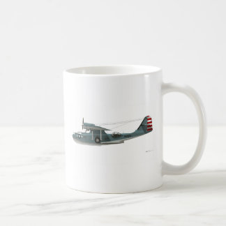 Consolidated PBY-5A Catalina Classic White Coffee Mug