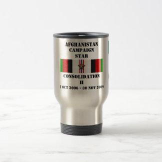 Consolidation II / CAMPAIGN STAR Travel Mug