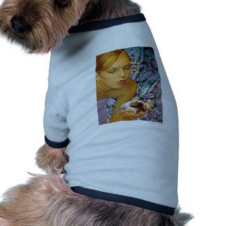 CONSOLING A FAE FRIEND.jpg Doggie Tee Shirt