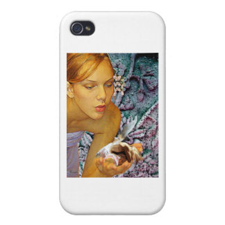 CONSOLING A FAE FRIEND.jpg iPhone 4 Covers