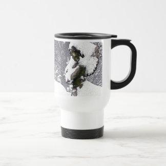 Consoling Angel • Cherub Coffee Mugs