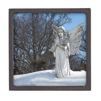Consoling Angel • Sunshine Keepsake Box