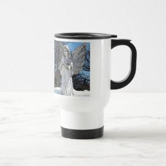 Consoling Angel • Sunshine Coffee Mugs
