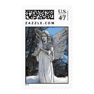 Consoling Angel • Sunshine Stamp