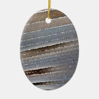 Consortium 6 ceramic ornament