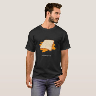 Conspiracy #2 - why food always lands face down ? T-Shirt