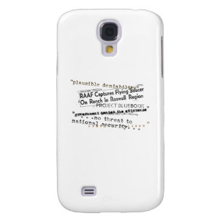 Conspiracy Galaxy S4 Cases