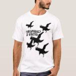 conspiracy of ravens T-Shirt