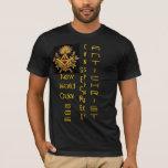 CONSPIRACY SECRET ANTICHRIST T-Shirt