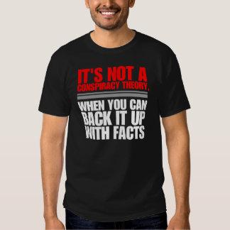 Conspiracy T shirts