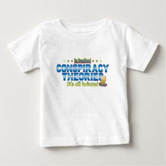 Conspiracy Theories Dr. B Head Shirts
