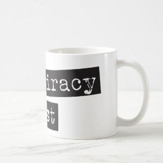 Conspiracy THEORIST Coffee Mug
