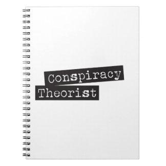Conspiracy THEORIST Notebook