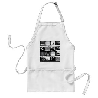 Conspiracy Theory LP Adult Apron