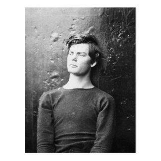 Conspirador 1865 de Lincoln del ~ de Lewis Payne Tarjetas Postales