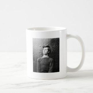 Conspirador 1865 de Lincoln del ~ de Lewis Payne Tazas De Café