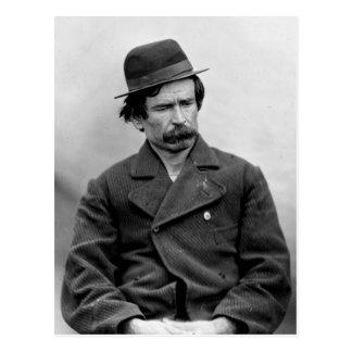 Conspirador de Lincoln, 1865 Tarjeta Postal