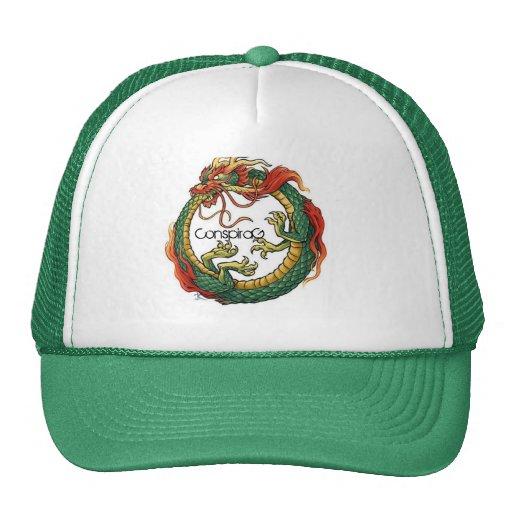 ConspiraG's Pet Ouroboros Hat