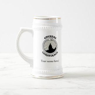 Conspirative Beerstein Tee Tassen
