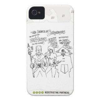 Conspirators iPhone 4 Case