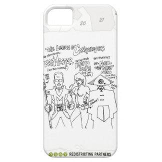 Conspirators iPhone SE/5/5s Case