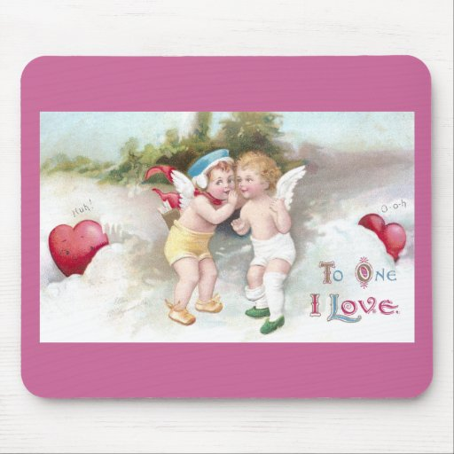Conspiring Cupids in Cloud Mouse Pads