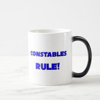 Constables Rule! Magic Mug