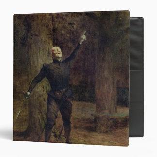 Constant Coquelin  as Cyrano de Bergerac Binder