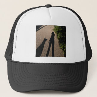 Constant friend trucker hat