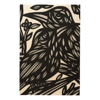 Constant Imaginative Ideal Popular Wood Print