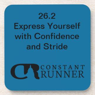 Constant Runner Cork Coaster Set