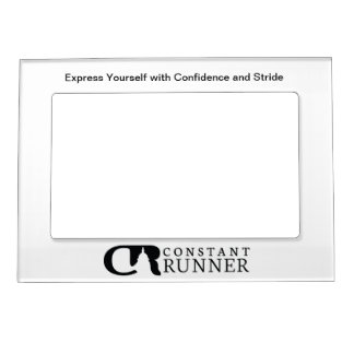 Constant Runner Picture Magnet Magnetic Frames