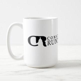 Constant Runner - Washington Monument at Night Classic White Coffee Mug