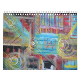 Constant Velocity Calendar