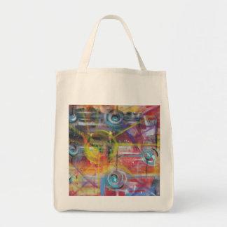 Constant Velocity Tote Bag