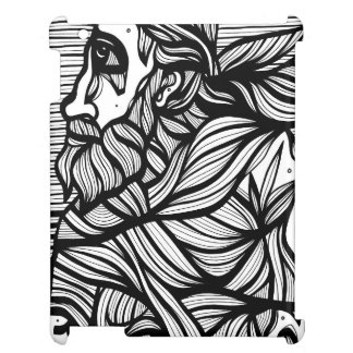 Constant Warmhearted Intelligent Keen iPad Cover