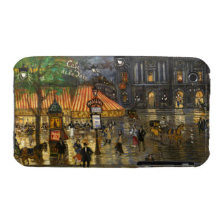 Constantin Korovin: Grand Opera, Paris iPhone 3 Case-Mate Case