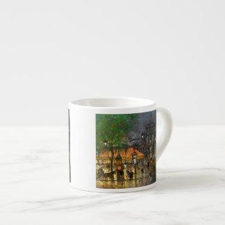 Constantin Korovin: Grand Opera, Paris Espresso Cup