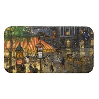 Constantin Korovin: Grand Opera, Paris iPhone 4/4S Cover