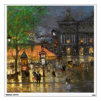 Constantin Korovin: Grand Opera, Paris Wall Decal