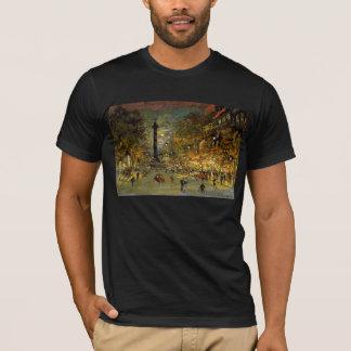 Constantin Korovin: The Square of Bastille, Paris T-Shirt